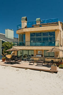 7 Nights: 3425O - 636069 Oceanfront Tuscan Villa Home by RedAwning ~ RA147906
