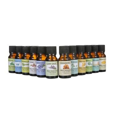 Essential Oils For Aromatherapy Diffusers  Essential Oils Organic 10ml Fragr New