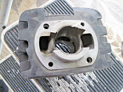 Shifter Kart Vintage  Can AM ENGINE BLOCK NICE! mx2 125