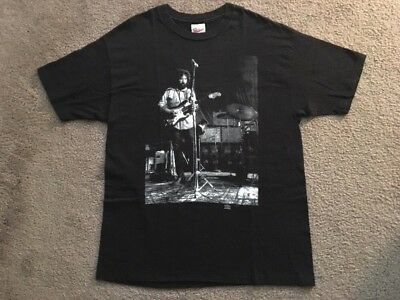 Grateful Dead Vintage T-Shirt Jerry Garcia XL 1993 Jerry Garcia Band Tour Shirt