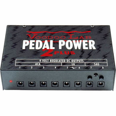 Voodoo Lab Pedal Power 2 Plus Power Supply