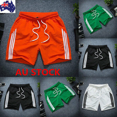 New Mens Quick-Dry Beach Swim Pants Boardshorts Surf Swimwear Board Shorts 30-44