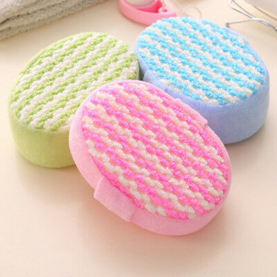 Healthy Natural Loofah Bath Shower Sponge Spa Body Scrubber Exfoliator Pad   I
