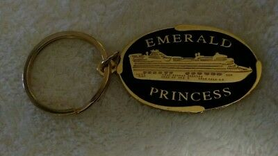 Princess Cruises - Emerald Princess Key Chain