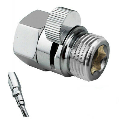 "Brass G1/2"" Flow Quick Control Shut-OFF Valve For Shower Head Hand Water Saver"