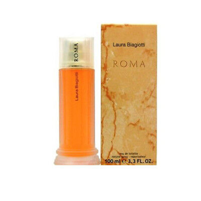 LAURA BIAGIOTTI ROMA DONNA EDT NATURAL SPRAY VAPO - 100 ml