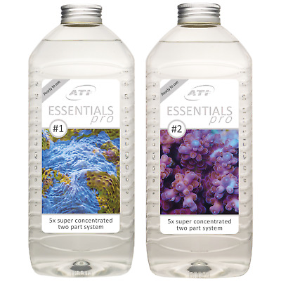 ATI Essentials Pro 2 x 2000 ml. (Officially supplied and supported by ATI UK)
