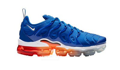 8d468e3b180ee Authentique Nike Air Vapormax Grande Jeu Royal Noir Blanc Orange 924453 403