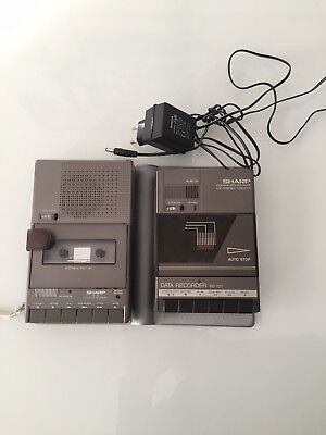 Sharp - Kassettenrecorder CE-152 /Sharp Data Recorder RD-720