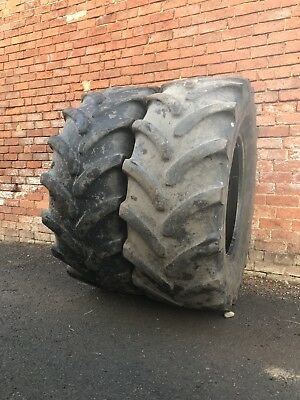 Firestone Performer 70 480/70 R28 Tractor Tyres