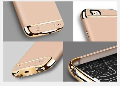 """External Portable Power Bank Battery Charger Case Cover 4.7"""" For Apple iPhone 6"""