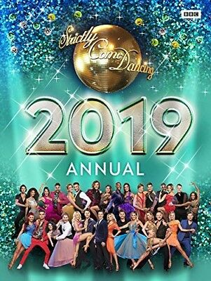 Official Strictly Come Dancing Annual 2019 Annuals 2019 Hardcover Book NEW Gift