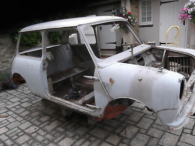mini cooper MK2 998 project