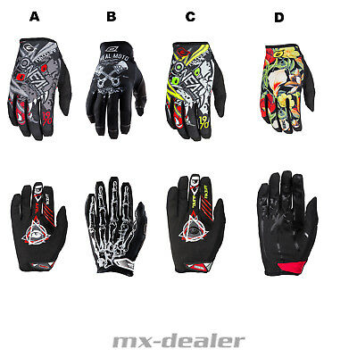 2019 Oneal Mayhem Handschuhe Piston Mc Duff MTB DH BMX Motocross Cross Enduro