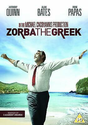 Zorba the Greek [1964] (DVD) Anthony Quinn, Alan Bates, Irene Papas