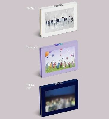 K-POP THE BOYZ 3rd Mini Album - [THE ONLY] Random Ver CD+Booklet+P.Card+Sticker
