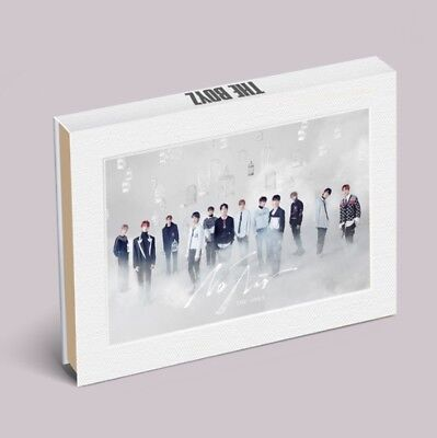K-POP THE BOYZ 3rd Mini Album - [THE ONLY] No Air Ver CD+Booklet+P.Card+Sticker