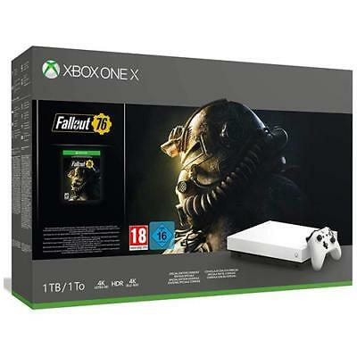 MICROSOFT Console Xbox One X 1 TB + Controller Wireless + Fallout 76 - Limited [