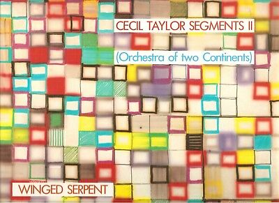 CECIL TAYLOR ORCHESTRA - Winged Serpent