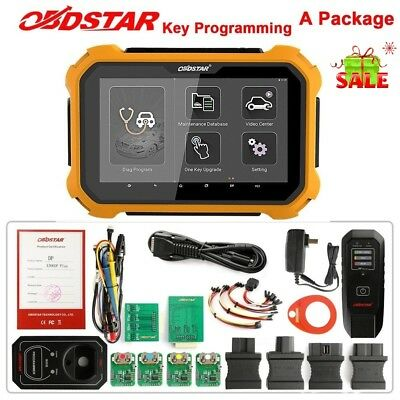 OBDSTAR X300 DP PLUS  Immobilizer  EEPROM/PIC Special Function Key programming