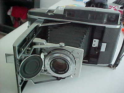 Polaroid 110A camera with Rodenstock lens & shutter