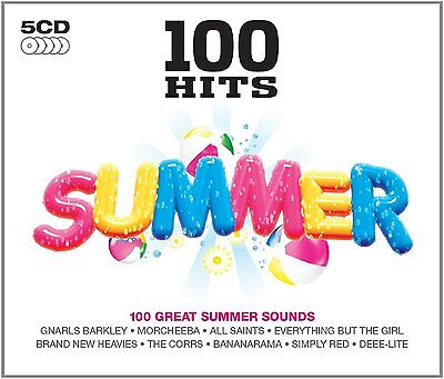 Various Artists – 100 Hits: Summer (Demon Music Group, DMGN 100 153)