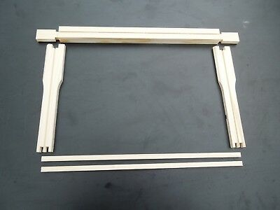 30 dn4 BS Bee Frames,  Flat Pack
