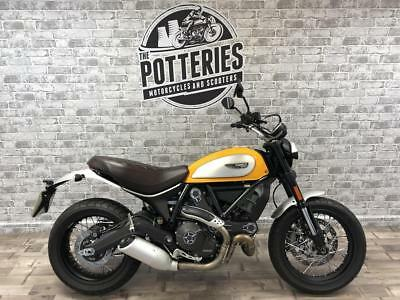 Ducati Scrambler Classic 2018 *SAVE 's for only 300 MILES!*
