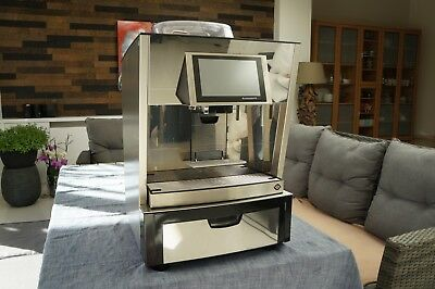 Thermoplan Black & White One CTM-RF Swiss Commercial Automatic Coffee Machine
