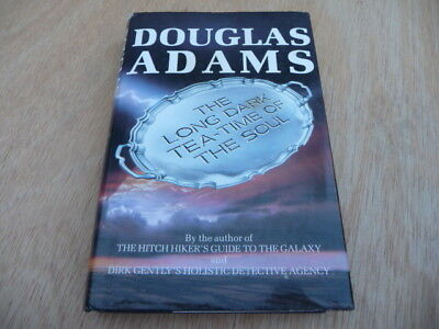 The Long Dark Tea Time Of The Soul By Douglas Adams Paperback