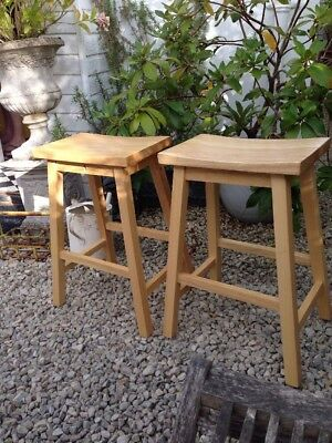 Mid Century Kitchen / Bar Stools