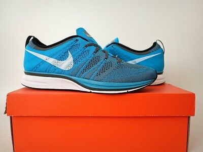 half off 375e6 eb184 Nike Flyknit Trainer+ Neo Turbo DS EU43 UK8.5 US9.5 OG Racer Air