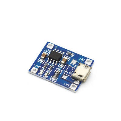 5/10/20Pcs TP4056 1A Micro USB 18650 Lithium Battery Charging Board