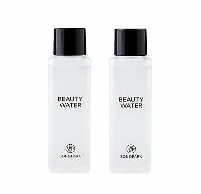 SON & PARK Beauty Water 60ml (2oz) x 2pcs Cleansing Water