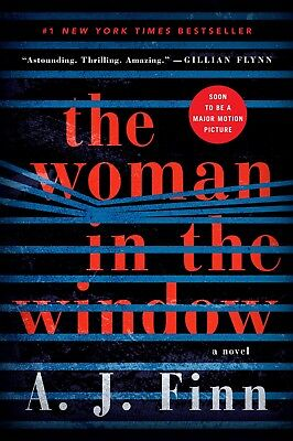 The Woman in the Window by A. J. Finn (2018, Hardcover)