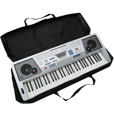 Portable 61 Key keys Electone Electronic Music Keyboard Gig Bag Case