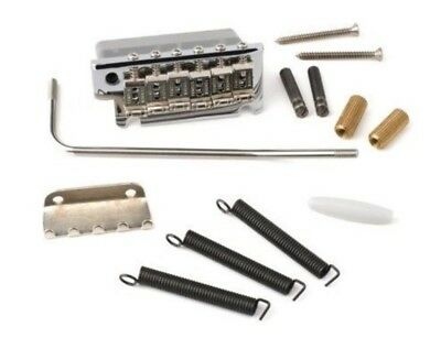Genuine USA Fender American Standard Strat Tremolo Bridge Assembly ('08-Present)