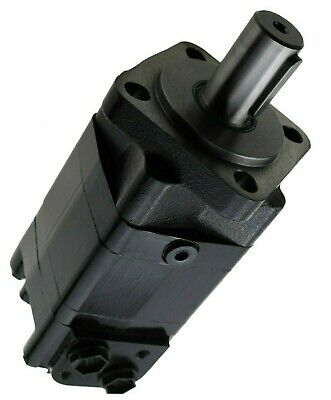New 32Mm Shaft Hydraulic Motor For Danfoss Bms/Oms Series 80-400Ccm,G1/2 Ports