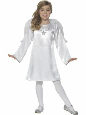 7bc3cd941b Angel Star Gabriel Costume Wings Tunic Premium Nativity School Play Outfit  Girls