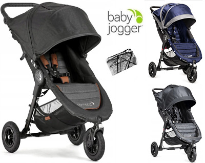 Baby Jogger CITY MINI GT stroller puschair Belly Bar and Raincover for FREE