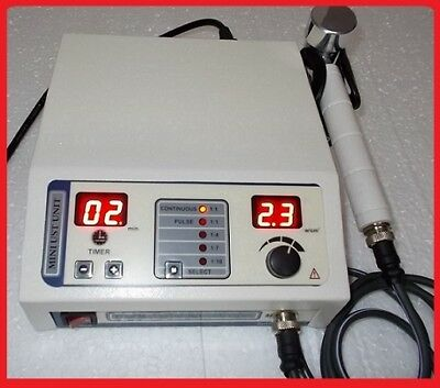 Original Ultrasound Pain Relief Machine 1MHz Electric Therapy Portable Machine $
