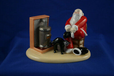 Father Christmas - Home Comforts figurine by Coalport - 00316 Limited Edition
