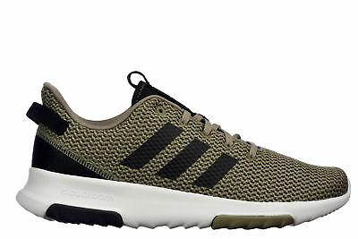 meet 93d54 61cb4 Adidas CF RACER TR BC0020 Mens Shoes Trainers Casual Running New Green  Sneaker