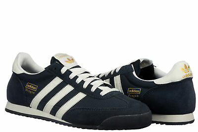 ADIDAS DRAGON G50919 Men's Shoes Trainers Casual Running New Navy Originals
