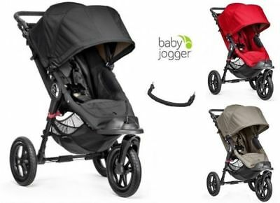 Baby Jogger CITY ELITE stroller colours pushchair bellybar and shipping FREE