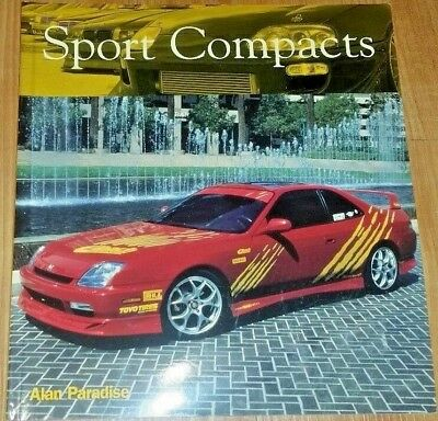 SPORT COMPACTS BY ALAN PARADISE softcover book