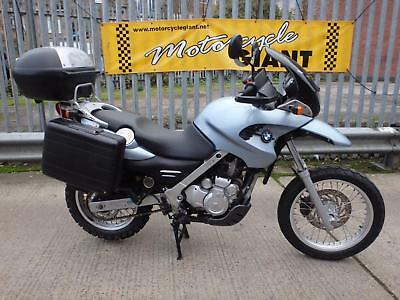 BMW F650 GS 2001 45k Fully loaded Tourer