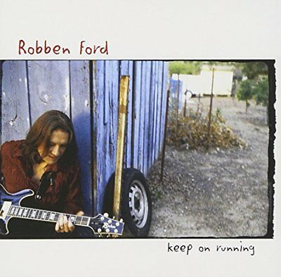 Robben Ford - Keep On Running [CD]