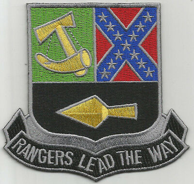 US Army Ranger School Patch (Rangers Lead the Way)