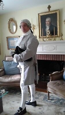 Georgian Style, Made To Order Frock Coat